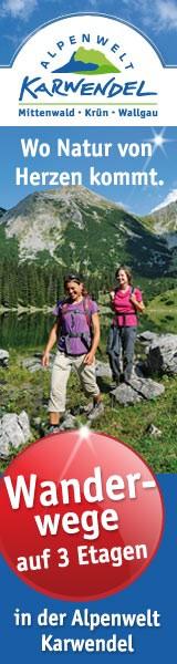 Urlaub in der Alpenwelt Karwendel