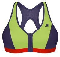 Shock Absorber Active Front Zip