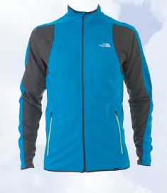 The North Face M Infiesto Full zip