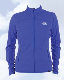 The North Face W Infiesto hybrid full zip