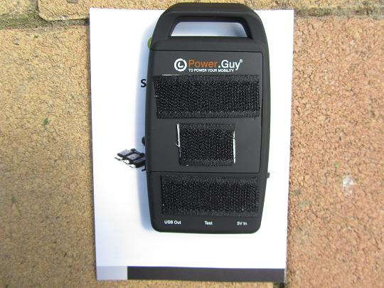 Solarladegerät Power Guy SPX1200