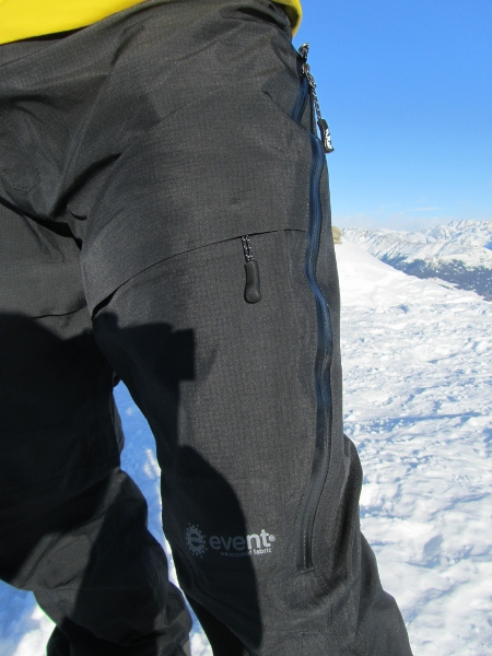 Rab Alpine Tour Pants (3 Lagen Hose mit eVent)