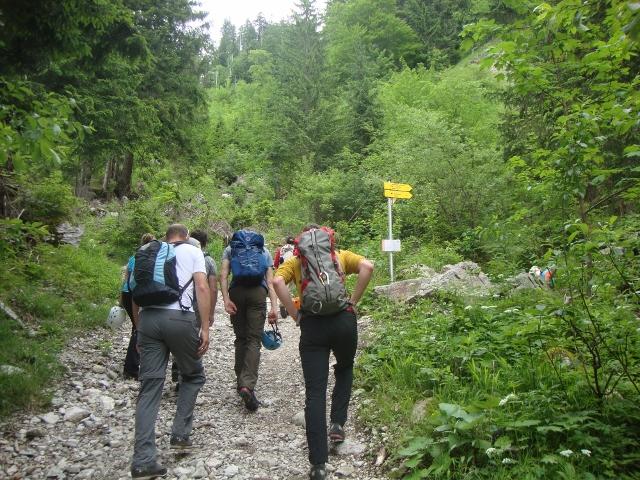 Klettersteig Gelbe Wand : Gelbe wand steig am tegelberg advenshare