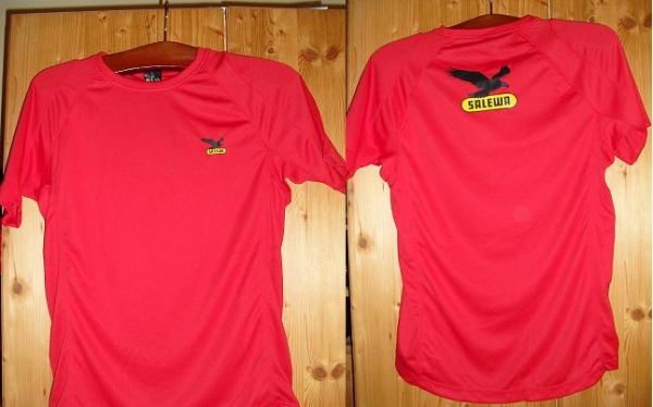 Salewa T-Shirt Sporty Dry (Männer)