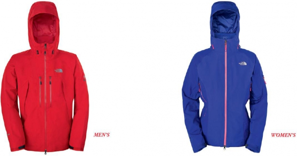 The North Face Mountain Guide Jacket Men & Women