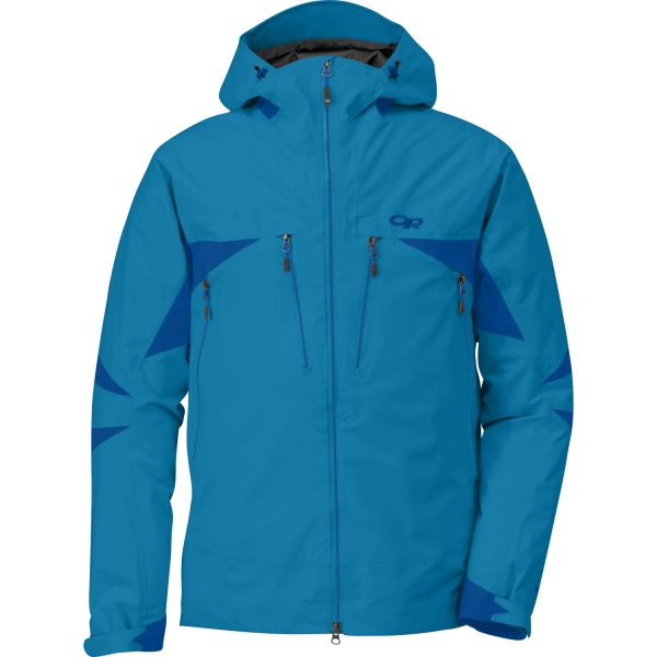Die Outdoor Research M's Maximus Jacket mit Gore-Tex Pro 3L