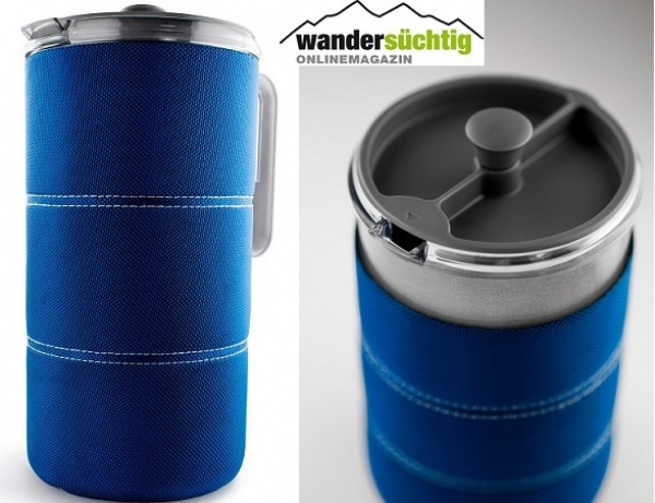 "Kaffeepresse/French Press ""Javapress"" von GSI Outdoors"