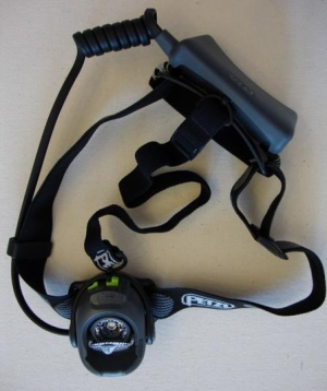 Stirnlampe Petzl Myo XP
