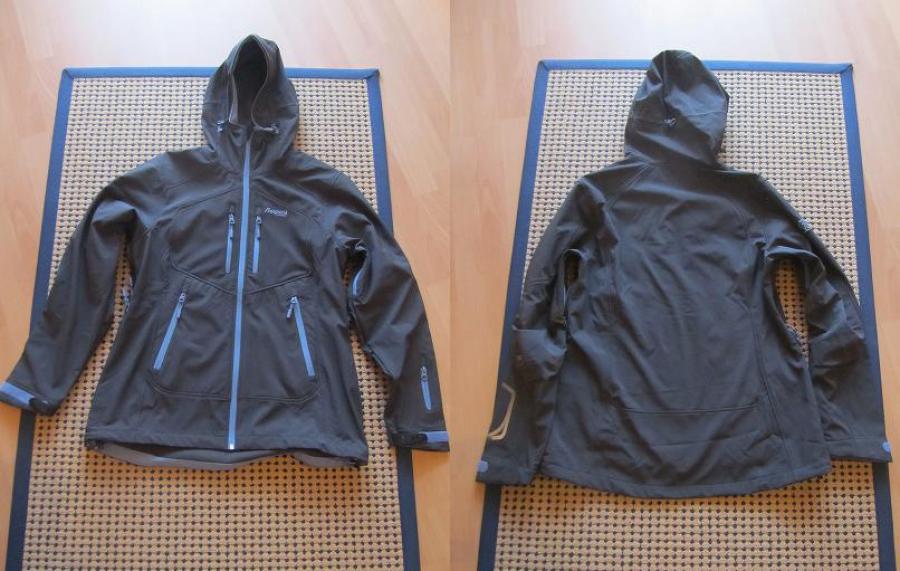Testbericht zu der Bergans Stranda W's Jacket