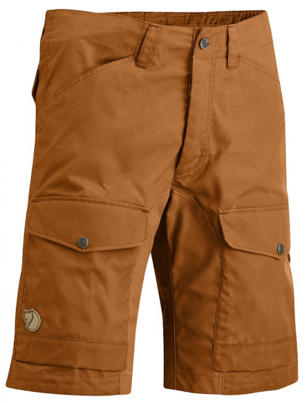 die Shorts No. 5 in Burnt Orange