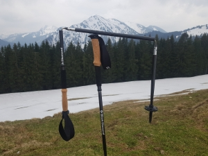 Black Diamond - Die Alpine Carbon Z Trekking Poles im Test