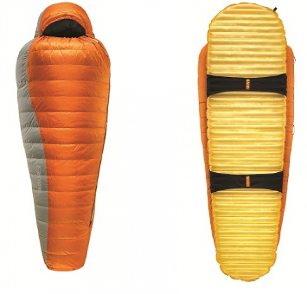 Therm-a-Rest® Antares™ Schlafsack gewinnt OutDoor INDUSTRY AWARD 2012